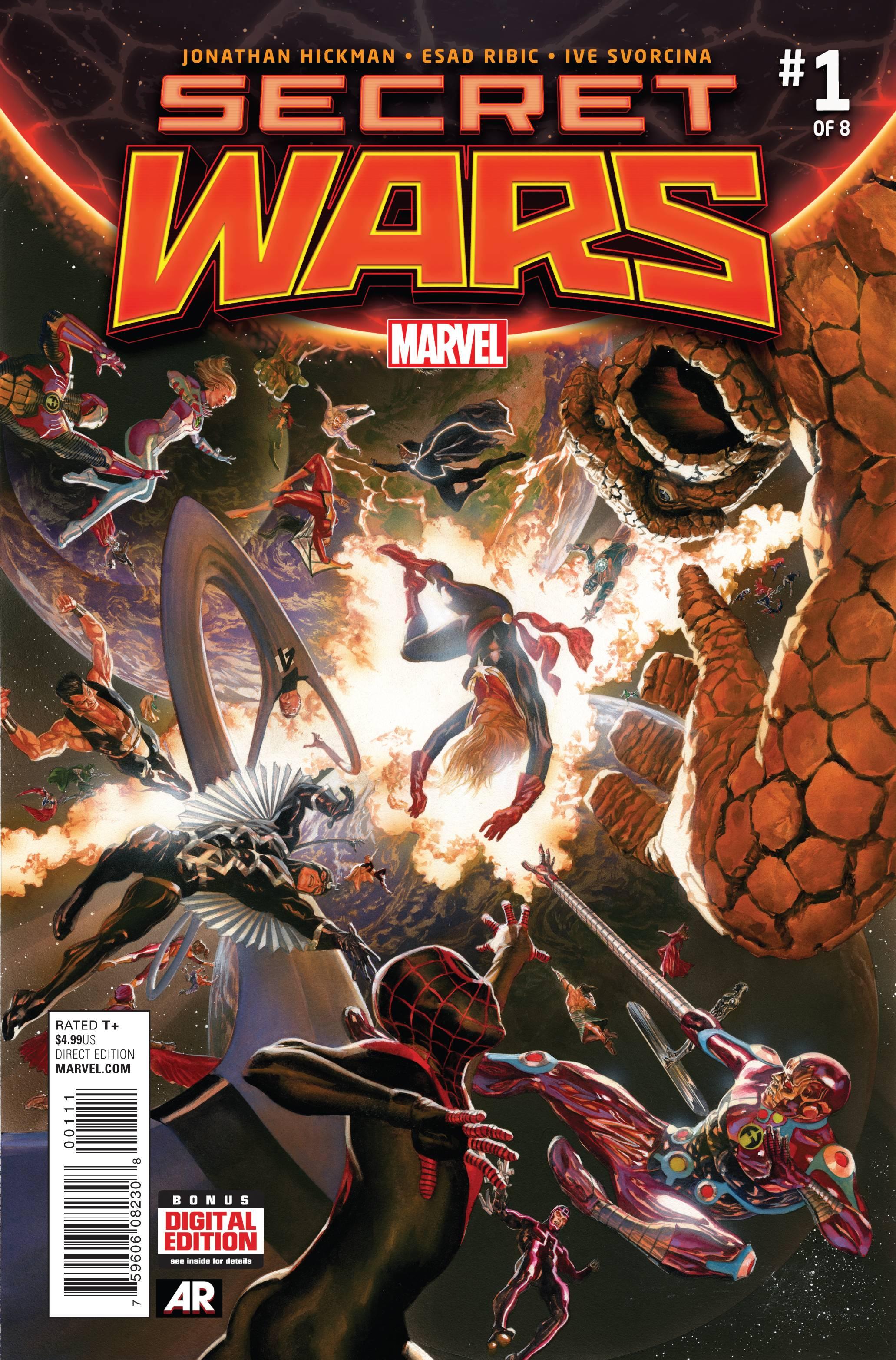 marvel comics 5/6/15